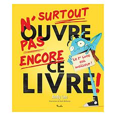 Achat Livre & Carte Surtout N'Ouvre Pas Encore Ce Livre N°2