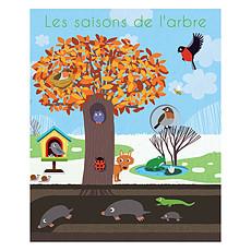 Achat Livre & Carte Les Saisons de l'Arbre