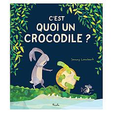 Achat Livre & Carte C'est Quoi Un Crocodile ?