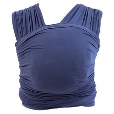Achat Porte bébé Echarpe de Portage Aura - Bleu Indigo
