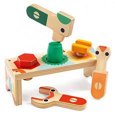 Achat Mes premiers jouets Banc de Bricolage