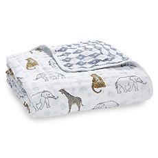 Achat Linge de lit Couverture de Rêve - Jungle