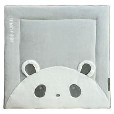 Achat Tapis Tapidou Panda - 100 x 100 cm