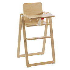 Achat Chaise haute Chaise Haute SUPAflat - Nature