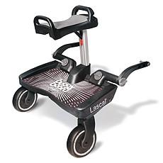 Achat Accessoires poussette Buggy Board Maxi et Saddle - Gris