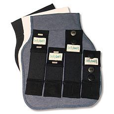 Achat Accessoires bébé Belly Belt Combo Kit - Blanc Noir et Denim