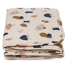 Achat Linge de lit Couverture Matelassée Ebbe - Bubbly Sandy