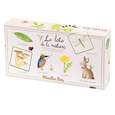 Achat Mes premiers jouets Loto de la Nature - Le Jardin du Moulin