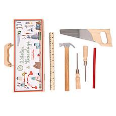 Achat Mes premiers jouets Petite Valise de Bricolage - Les Jouets d'Hier
