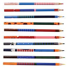 Achat Livre & Carte Lot de 10 Crayons de Couleurs Animaux