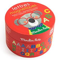 Achat Objet décoration Lot de 54 Lettres Magnétiques - Les Popipop