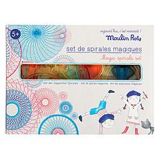 Achat Livre & Carte Set de Spirales Magiques - Aujourd'hui c'est Mercredi