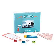 Achat Mes premiers jouets Coffret Cinéma Contes - Les Petites Merveilles