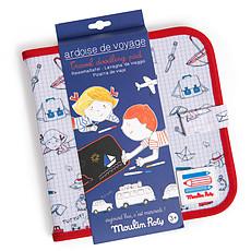 Achat Mes premiers jouets Ardoise de Voyage - Aujourd'hui c'est Mercredi