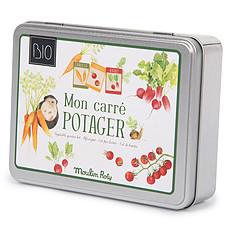 Achat Mes premiers jouets Kit Potager - Le Jardin du Moulin