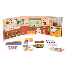 Achat Mes premiers jouets Coffret Bureau de Poste - Les Coffrets Métiers
