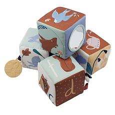 Achat Mes premiers jouets Cubes en Tissu Daydream