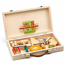 Achat Mes premiers jouets Mallette à Outils Superbricolo