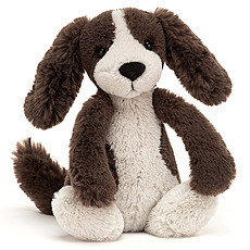Achat Peluche Bashful Fudge Puppy - Small
