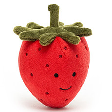 Achat Peluche Fabulous Fruit Strawberry - Small