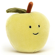 Achat Peluche Fabulous Fruit Apple - Small