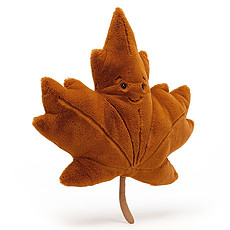 Achat Peluche Woodland Maple Leaf - Huge