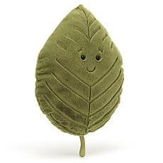 Achat Peluche Woodland Beech Leaf - Huge