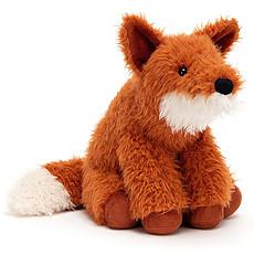 Achat Peluche Curvie Fox - Medium