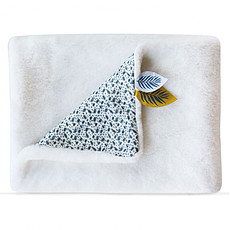 Achat Linge de lit Plaid Douceur Yoca le Koala - Blanc