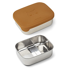 Achat Vaisselle & Couvert Lunchbox Arthur - Cat Mustard