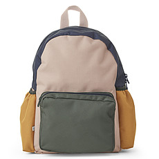 Achat Bagagerie enfant Sac à Dos Wally - Rose Multi Mix