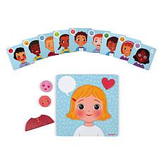 Achat Mes premiers jouets Jeu Magnétique des Emotions
