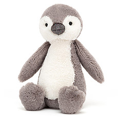 Achat Peluche Bashful Glitz Penguin - Medium