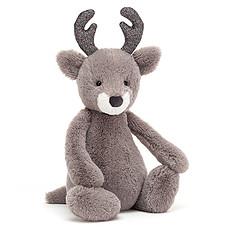 Achat Peluche Bashful Glitz Reindeer - Medium