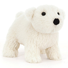 Achat Peluche Diddle Polar Bear - Small