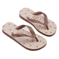 Achat Chaussons & Chaussures Tongs Cherry Blush - 27/28