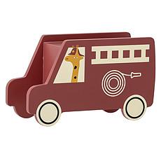 Achat Tirelire Tirelire Camion de Pompier - Rouge