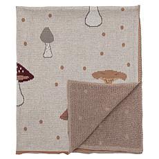 Achat Linge de lit Couverture - Champignons