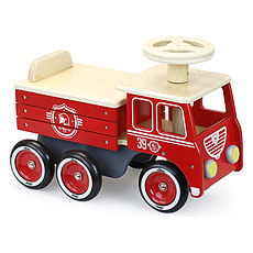 Achat Trotteur & Porteur Porteur Camion de Pompiers