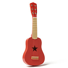 Achat Mes premiers jouets Guitare - Rouge