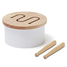 Achat Mes premiers jouets Tambour Mini - Blanc