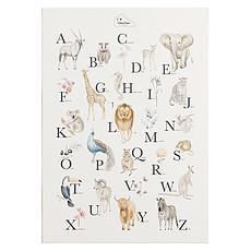 Achat Affiche & poster Poster Alphabet Français