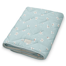Achat Linge de lit Couverture - Windflower Blue
