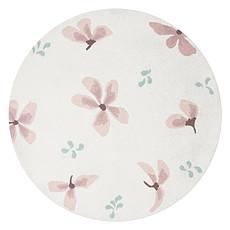 Achat Tapis Tapis Rond Windflower Crème - Ø 110 cm