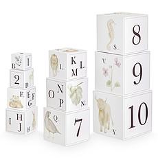 Achat Mes premiers jouets Cubes à Empiler Animaux Alphabet