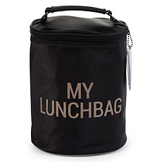 Achat Sac isotherme My Lunchbag - Noir et Or