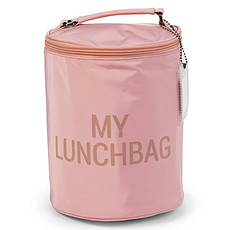 Achat Sac isotherme My Lunchbag - Rose et Cuivre