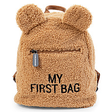 Achat Bagagerie enfant Sac à Dos My First Bag - Teddy Beige