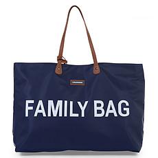 Achat Sac à langer Family Bag - Marine et Blanc