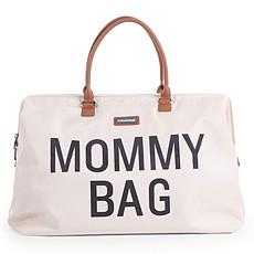 Achat Sac à langer Mommy Bag Large - Ecru et Noir